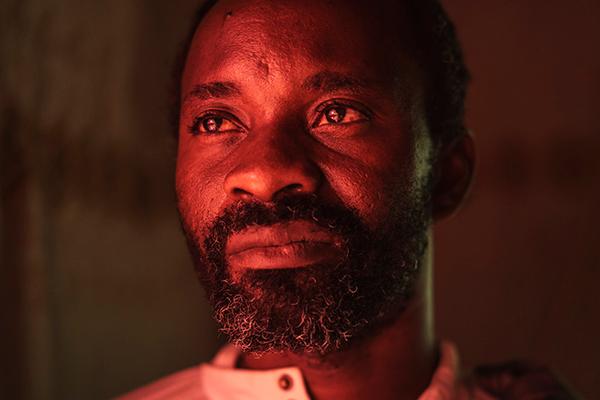 Bupete Chibew Chishimba of Zambia